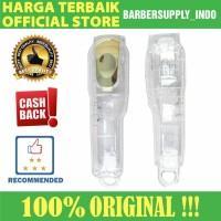 Cover Clipper Transparan Premium
