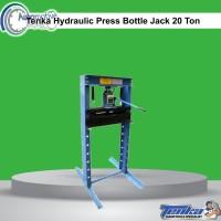 Tenka Hydraulic Press Bottle Jack 20 Ton