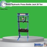 Tenka Hydraulic Press Bottle Jack 20 Ton Heavy Duty