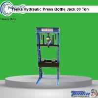 Tenka Hydraulic Press Bottle Jack 30 Ton Heavy Duty