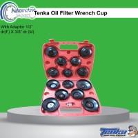 Tenka Oil Filter Wrench Cup - Mangkok