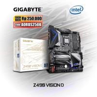 Motherboard Intel LGA 1200 - Z490 VISION D (rev. 1.x)