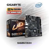 Motherboard Intel LGA 1200 - B460M DS3H (rev. 1.0)