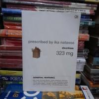 Ori Buku Novel Divortiare 323 mg Prescribed By Ika Natassa