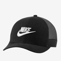 (100% ORIGINAL) Nike Sportswear Classic 99 Trucker Black White Topi