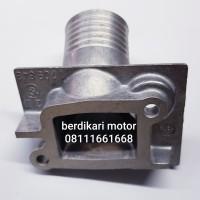 conektor depan cylinder head bmw e30 m40 original 11 53 1 709 844