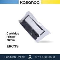 RIBBON CARTRIDGE ERC39 / ERC-39 MP 7645 - POSTRONIK - EPPOS Black