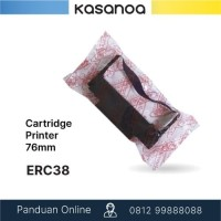 Ribbon Cartridge ERC-38 ERC38 Biru Pita Printer Epson TM-U220