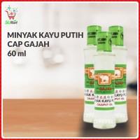 Minyak Kayu Putih cap Gajah 60ml