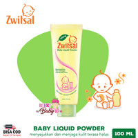 Zwitsal Natural Baby Liquid Powder Bedak Cair Bayi Anak 100 ml