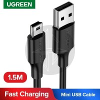UGREEN 10385 Cable USB To Mini USB Kabel Data Hardisk Fast Charging