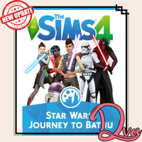 The Sims 4 Complete Edition + All DLC New Update PC Game | DVD GAME