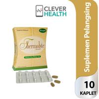 Thermolyte Plus Kaplet Herbal Pelangsing - 10 kaplet