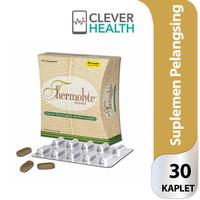 Thermolyte Plus isi 30's/ Obat Pelangsing