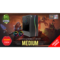 Paket PC Enter Gaming E-Sports MEDIUM
