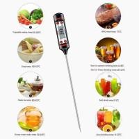 Termometer Makanan Dapur Suhu Air Masak BBQ Digital Food Thermometer