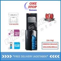 Sharp Dispenser air Bottom Loading - SWD-72EHL-BK