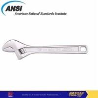 "Kunci Inggris 8"" American Tool 8inch Adjustable Wrench 8 inchi 8957552"