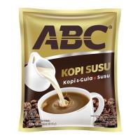 ABC Kopi Susu 1 renceng (10 sachet @31gr)