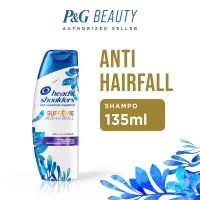 Head & Shoulders Shampoo Supreme Moisture Anti Rontok 135ml