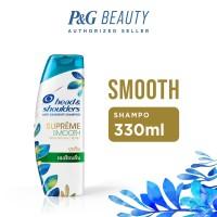 Head & Shoulders Shampoo Supreme Smooth Anti-Ketombe 330ml