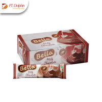 PT.DOLPHIN Bella Chocolate Premium - Milk Chocolate