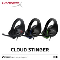 HyperX Cloud Stinger - Original Garansi Resmi - Headset Gaming - Green