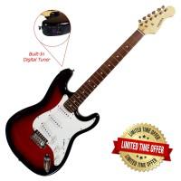 Gitar Elektrik Sakura Stratocaster Sunburst Electric Guitar BFGS-8002