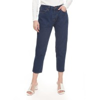 2nd RED Mom Jeans in Deep Blue 242002