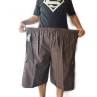 Celana Pendek Kolor Cargo Levis BIG SIZE JUMBO polos Casual