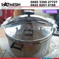 Panci Presto 75 Liter C-50 GETRA Commercial Pressure Cooker