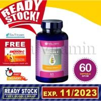 Wellness Natural Vitamin E 400iu Water Soluble (60)