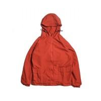 Komeru Terracotta Taslan Jacket