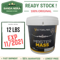 Vectorlabs Master Mass MasterMass Gainer Protein