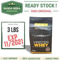Vectorlabs Master Whey MasterWhey Protein Concentrate & Isolate