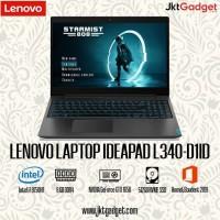 LENOVO Laptop IdeaPad L340-D1ID I7-9750H 8GB 512GB SSD GTX1650 4GB W10