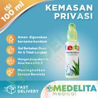 Intimate Lubricant With Aloe Vera & Vitamin E / Lubricant Gel - FIESTA