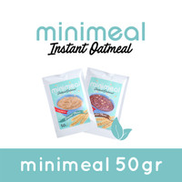 MINIMEAL instant oatmeal - chocolate