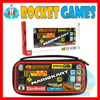 Nintendo Switch Tas Game Traveler Deluxe Travel Case MARIO KART