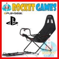 Playseat Challenge Racing Game Chair BLACK Edition / Kursi Mobil