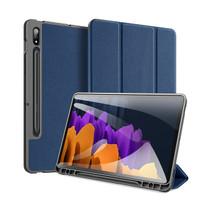 Case Samsung Tab S7 Plus | Tab S7 - Dux Ducis DOMO Premium Smartcase