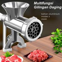 Multifungsi Penggiling Gilingan Daging / Meat Mincer Manual Besi