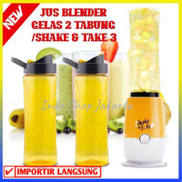 SHAKE N TAKE 3/BLENDER GELAS DUA TABUNG MINI- 100131