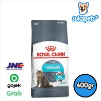 Royal Canin Urinary Care Makanan Kucing Dewasa 400gr