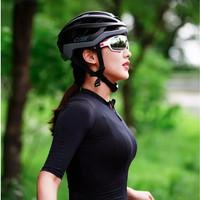 Helm Sepeda Roadbike CRNK Helmer Original Profesional Not poc pmt