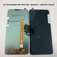 LCD TS OPPO A3S / REALME 2 / REALME C1 BLACK