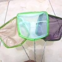 SEROKAN IKAN CUPANG guppy encu ncu Seser saringan aquascape 15cm murah