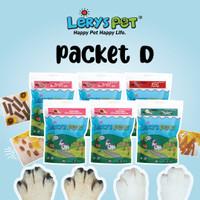 Packet D Jerky | Makanan Anjing , Snack Anjing & Hewan | Leryspet