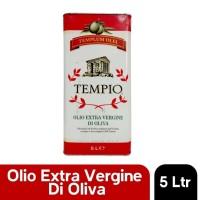 Minyak Zaitun Extra Virgin Olive Oil Italy IL TEMPIO 5 Liter