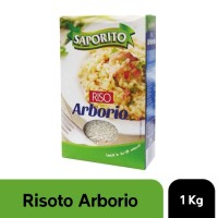 saporito superfino arborio rice 1kg beras